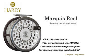 Hardy Marquis Reels