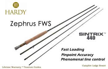 Hardy Zephrus FWS Rods
